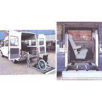 Linear-Rollstuhllift