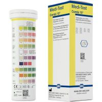 Harn-Teststäbchen Medi-Test Combi 10