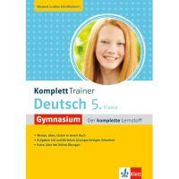 KomplettTrainer Gymnasium Deutsch 5. Klasse