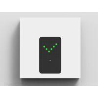 Kontaktloses Wand-Fieberthermometer InstaMon SafeEntry