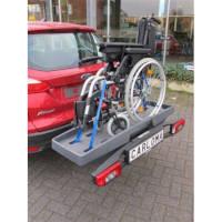 Rollstuhlträger Westfalia Portilo