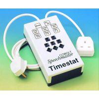 Schaltuhr TIMESTAT mit Sprachausgabe und 7 Timern