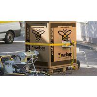 Fließspachtel-Mehrwertbox Weber Biene