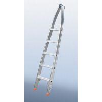 159-Glasreinigerleiter mit Stufen