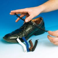 Servocare Schnürsenkel > elastisch und spiralenförmig