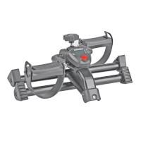 Servocare Pedal Beintrainer mit elektronischem Pedometer