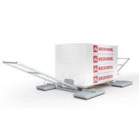 Transportgerät für Flachdachdämmung
