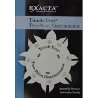 Zweipunkt-Diskriminator Touch-Test