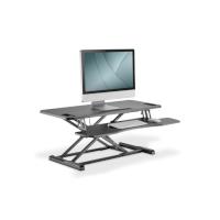Höhenverstellbarer Schreibtischaufsatz
