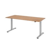 Höhenverstellbarer Steh-Sitz-Schreibtisch XMST