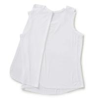 MaraT Damen Soft Antimikrobiell Modal Pflege Unterhemd